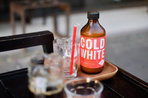 Cold White Coffee Tanamera Jakarta