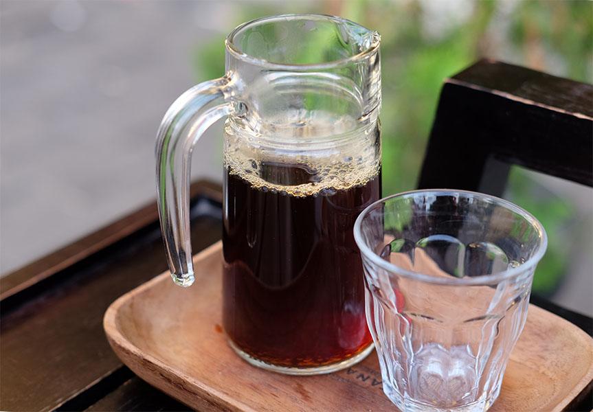 Kopi Solok Manual Brew