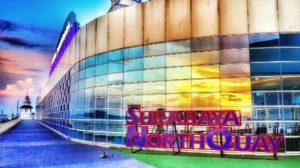 Wisata Surabaya Dengan Kapal Pesiar