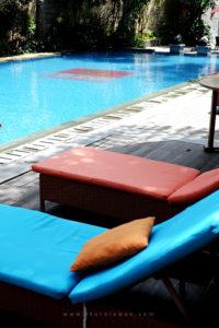 Kolam Renang di Emersia Hotel Bandar Lampung