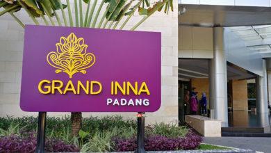 Alamat Hotel Grand Inna Padang