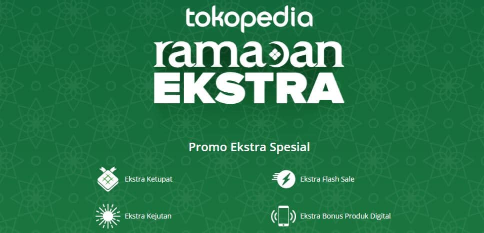 Tips Belanja Online Murah Ramadhan Tokopedia
