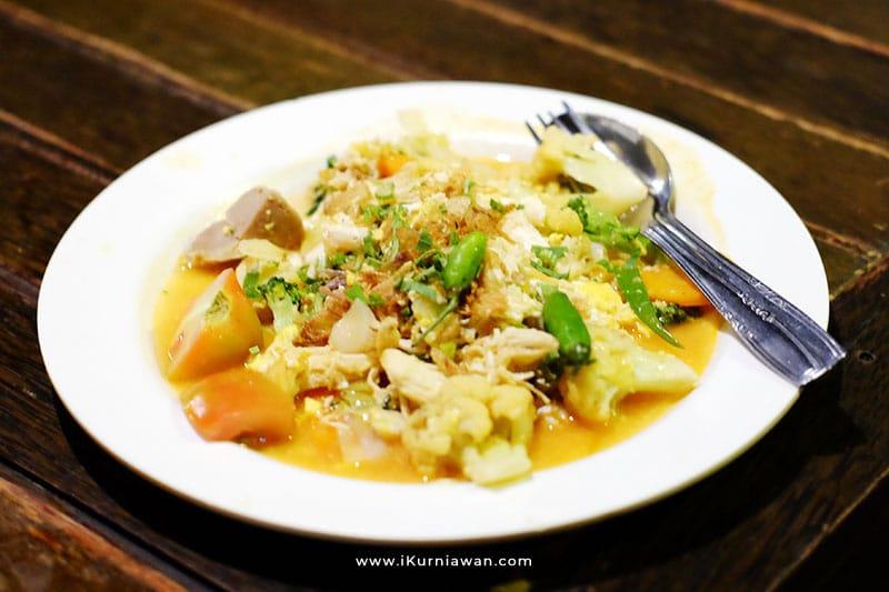 Menu Makanan Capcai di Ramintan Yogyakarta