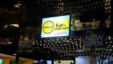 Kokopi Coffee Shop Di Jakarta Pusat