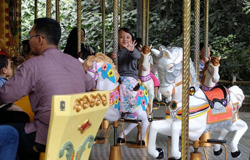 Wahana Bermain Anak Di taman safari Indonesia