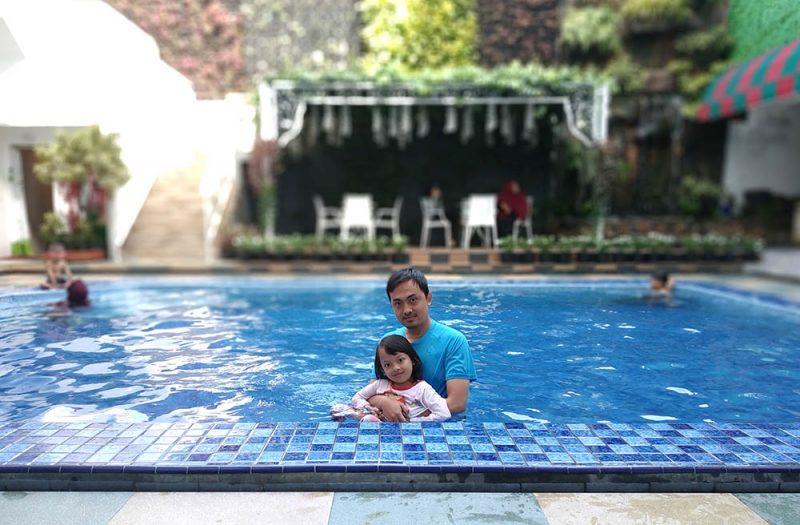 Hotel di Bogor Ada Kolam renang