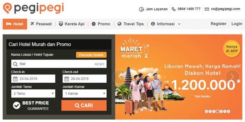 Hotel Murah di Bali Booking Pegipegi.com