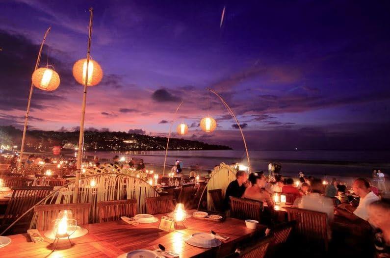 Kuliner Seafood Di Jimbaran Bali