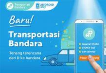 Beli tiket bis bandara online