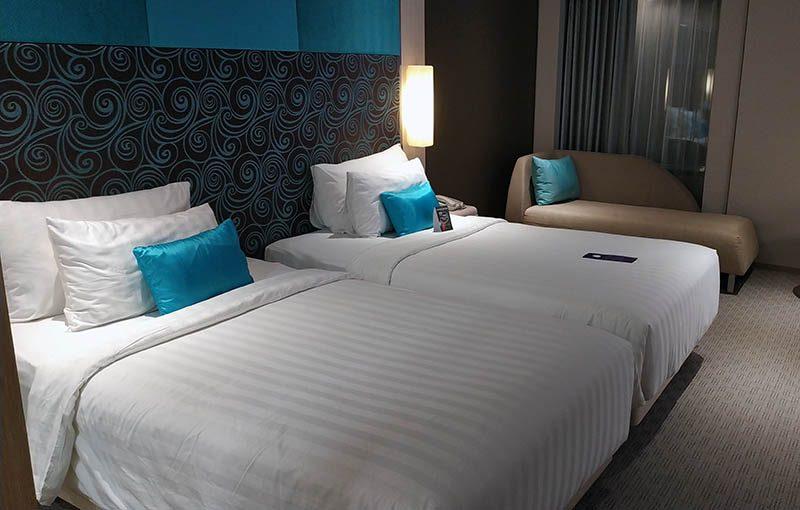 faslilitas hotel grand mercure harmoni jakarta pusat