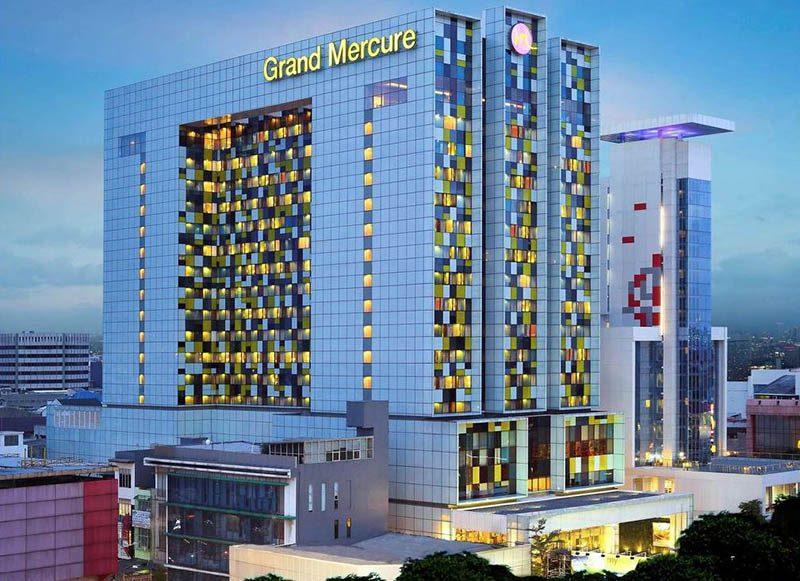 Tarif menginap di hotel grand mercure harmoni jakarta pusat