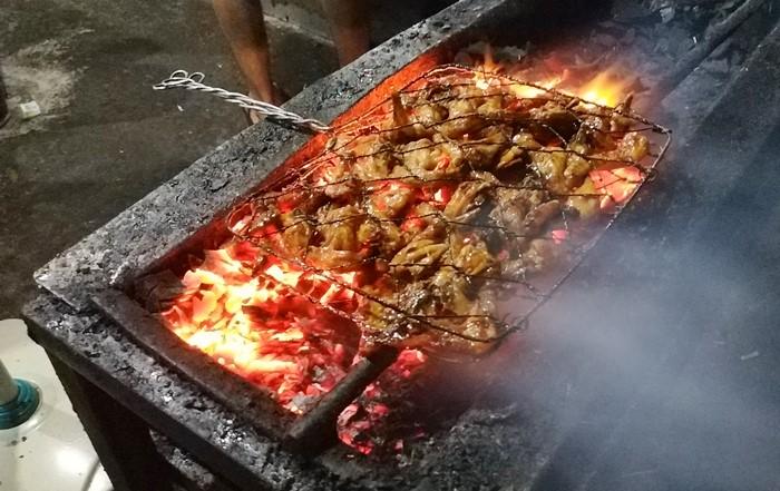 Ayam Bakar Taliwang Khas Lombok