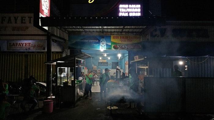 Ayam Taliwang Pak Udin Khas Lombok