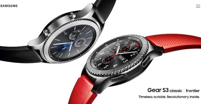 harga Samsung gear s3 di indonesia