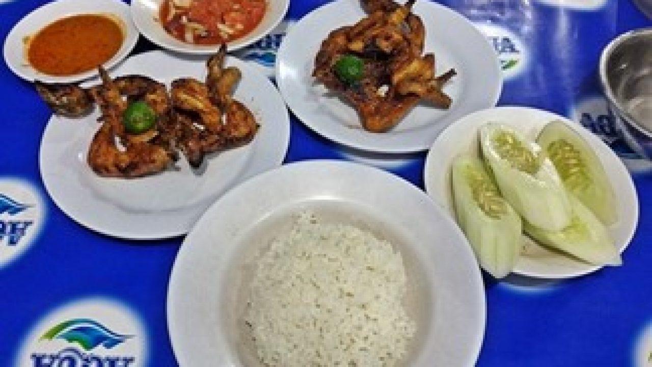 Ayam Bakar Taliwang Khas Pak Udin Lombok Ikurniawan