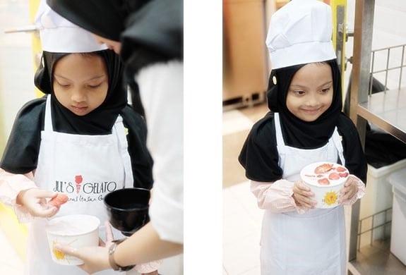 Tempat Makan Es Krim Gelato Enak di Bandar Lampung