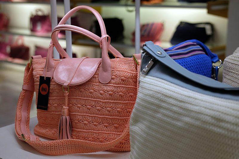 Pilihan Warna Pink Tas Rajut Dowa Yogyakarta