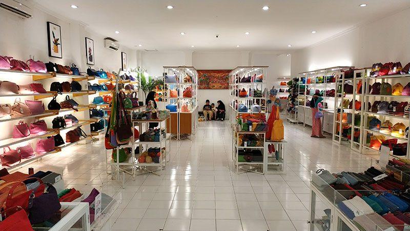 Showroom Tas Rajut Dowa Yogyakarta