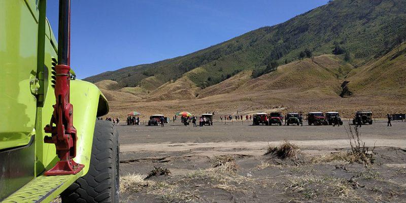 Bukit Teletubbies Gunung Bromo Malang