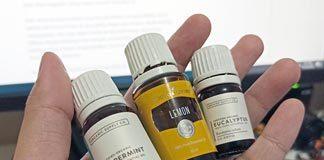 Apa itu minyak essential oil