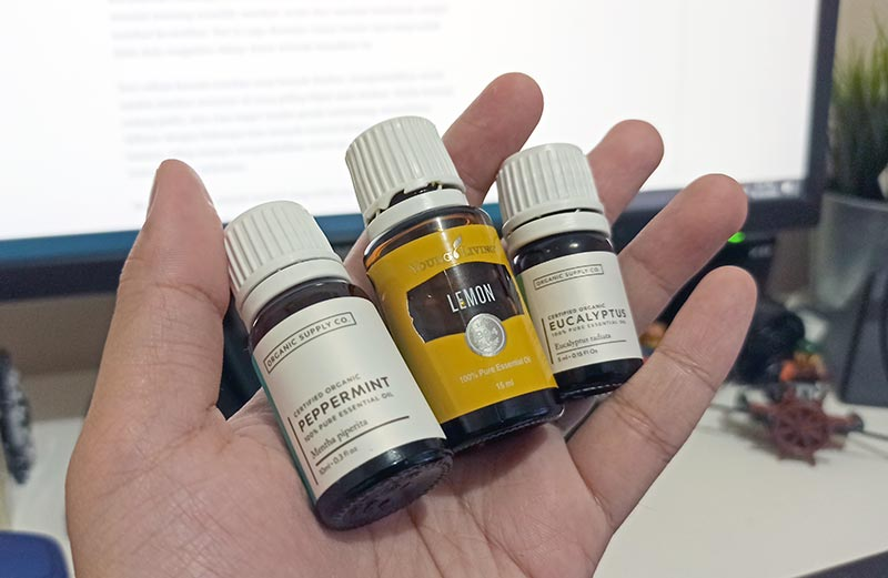 Manfaat Essential Oil Untuk mood kerja